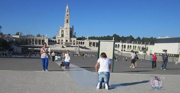 Viaggio a Fatima 1917 - 2017