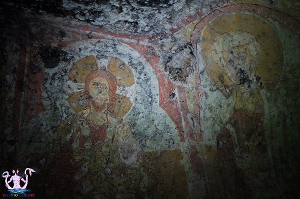 La cripta di Sant'Antonio abate a Nardò