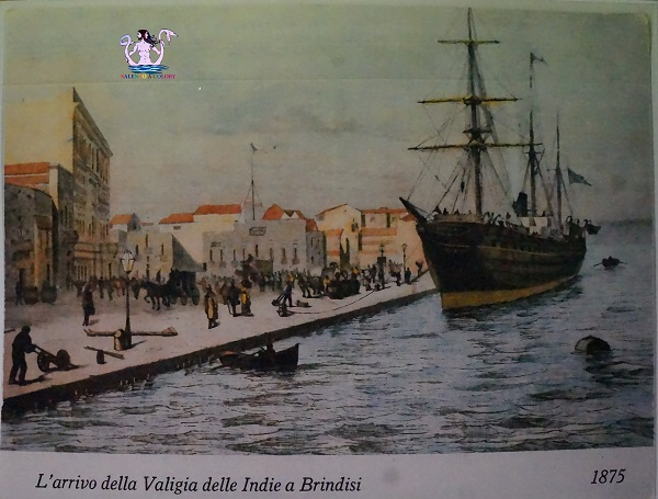 Brindisi, la Valigia delle Indie