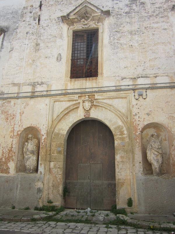 Il Palazzo dei Celestini a Carmiano