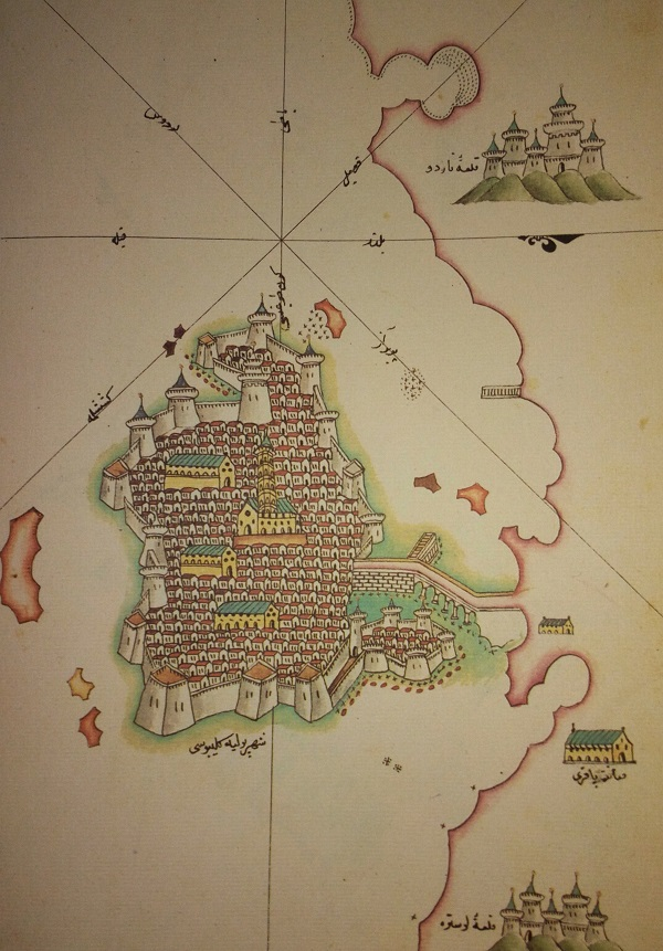 Cartina Puglia Dettagliata Gallipoli.Piri Reis Dal Salento Ai Confini Del Mondo