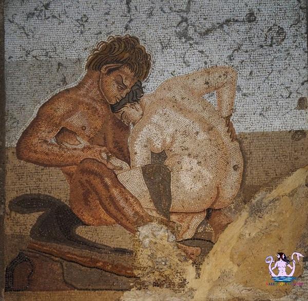 Pompei, viaggio nella città di Eros