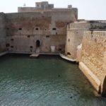 Il castello di mare di Brindisi