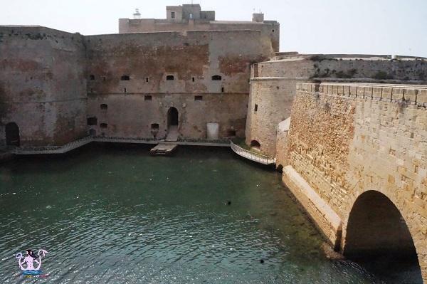 castello di mare di Brindisi