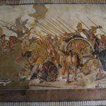 Il mosaico di Alessandro Magno a Pompei