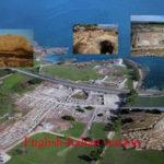 Egnazia, costruita sulle acque tempestose