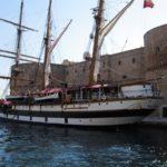 Navi Storiche nei porti del Salento