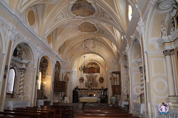La chiesa di S.Francesco di Paola a Gagliano