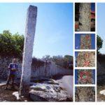 Il Menhir Lete e i suoi segni