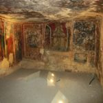 La cripta della Favana a Veglie