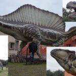 Calimera, nel parco dei Dinosauri