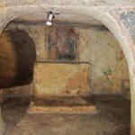 La cripta della Coelimanna a Supersano