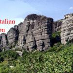 Grecia, lo spettacolo di Meteora