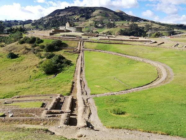 Ingapirca, nel cuore dell'Ecuador