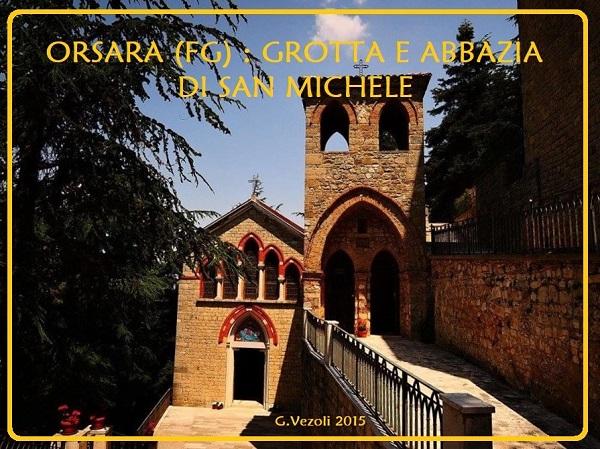 Orsara, la grotta di san Michele