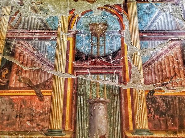 Viaggio fra le meraviglie di Oplontis