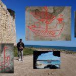 Le navi graffite del Salento