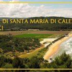 Peschici, l'Abbazia di Santa Maria di Calena