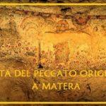 La cripta del Peccato Originale a Matera