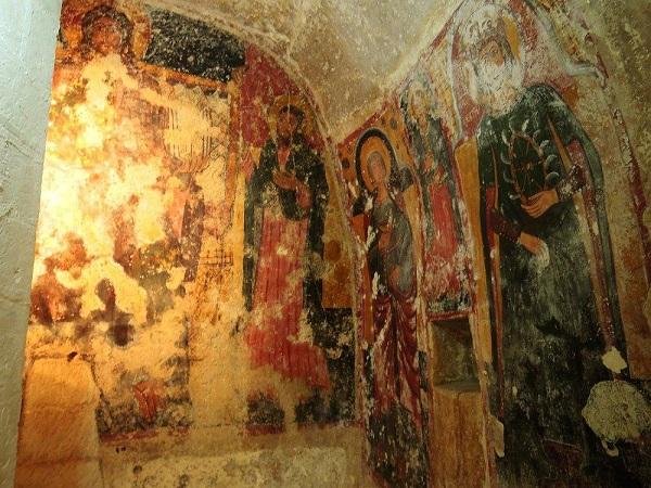 cripta chiesa rupestre della buona nuova massafra