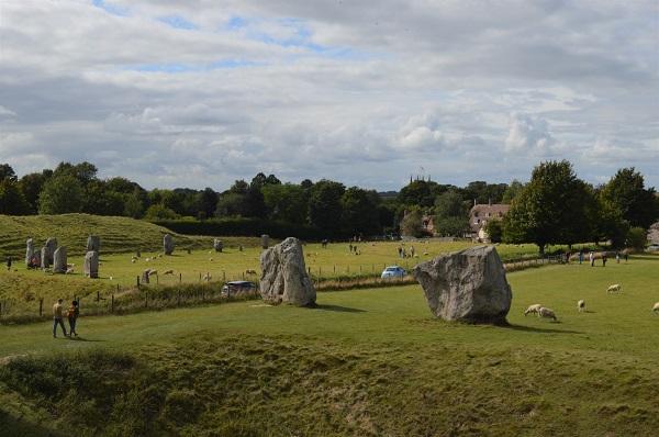 Avebury: la Giurdignano d'Inghilterra
