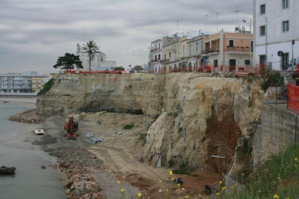 """La """"ventarola"""" di Punta di Otranto"""