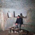 La cripta delle navi a Otranto